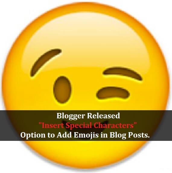 Emojis, Emoticons, Smileys for Blog Posts