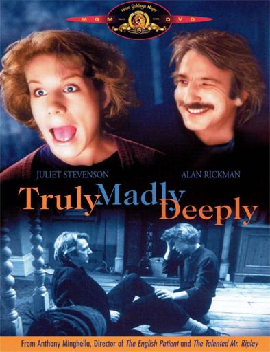 Ver La magia del amor (Truly, Madly, Deeply) (1990) Online