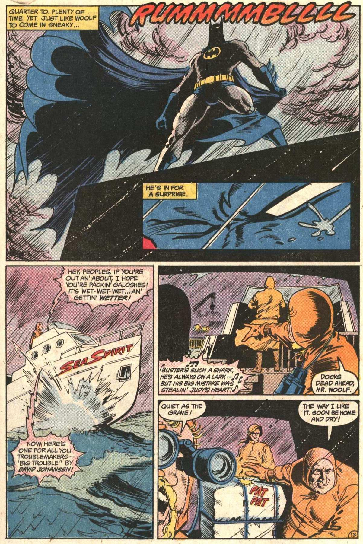 Detective Comics (1937) 587 Page 13