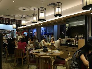 Noodle Place Restaurant @ Orchard Gateway