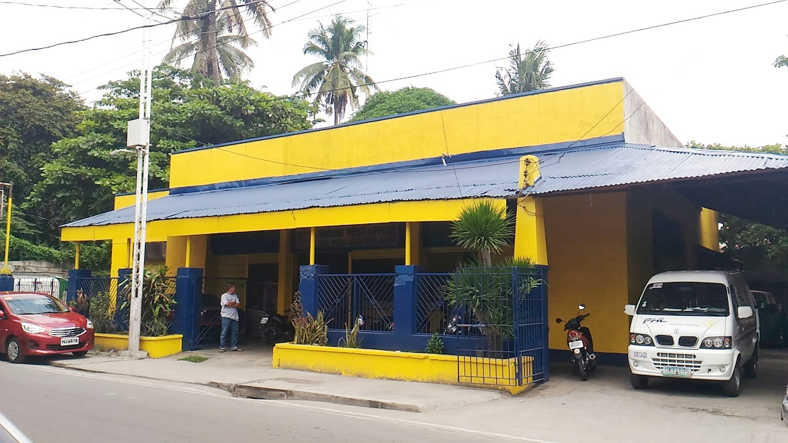 Taguig Postal Office, postal office in the Philippines