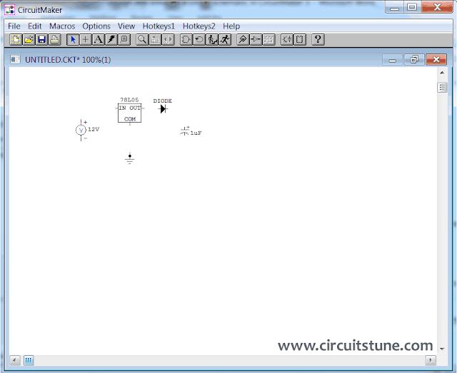 Circuit Diagram Ground Symbol