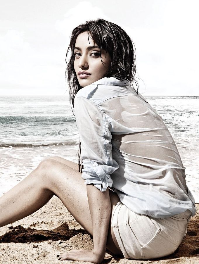Neha Sharma Hot Photoshoot For Fhm India Magazine July