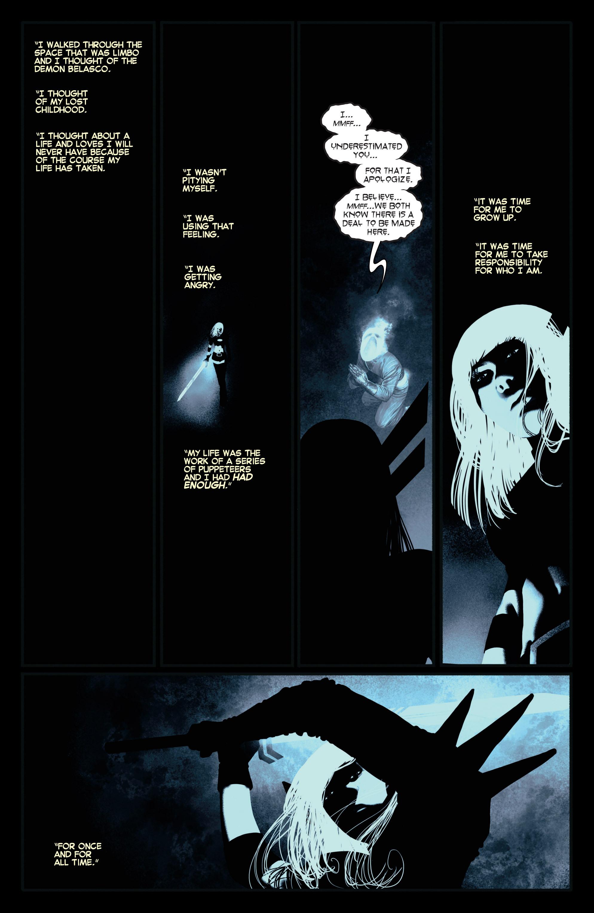 Read online Uncanny X-Men (2013) comic -  Issue # _TPB 2 - Broken - 34