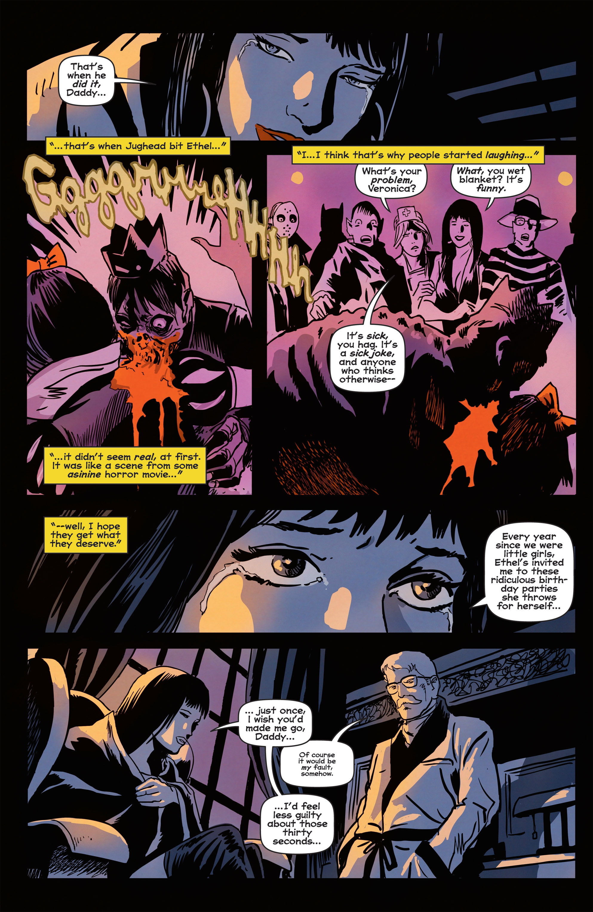 Read online Afterlife with Archie comic -  Issue #2 - 8