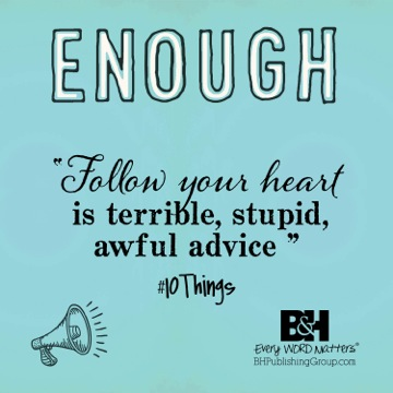 Quotes from Enough book by Kate Conner #10things