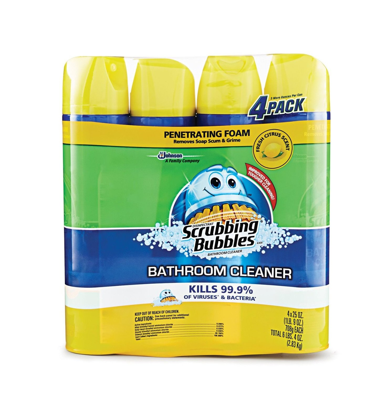 Best Bathroom Surface Cleaner
