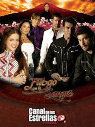telenovela Fuego en la Sangre