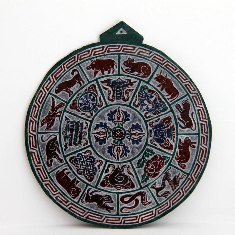 Calendario Tibetano.Roy Tenzin Ponstog Il Calendario Tibetano Novembre