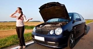 Cara Menanggulangi Mobil Mogok
