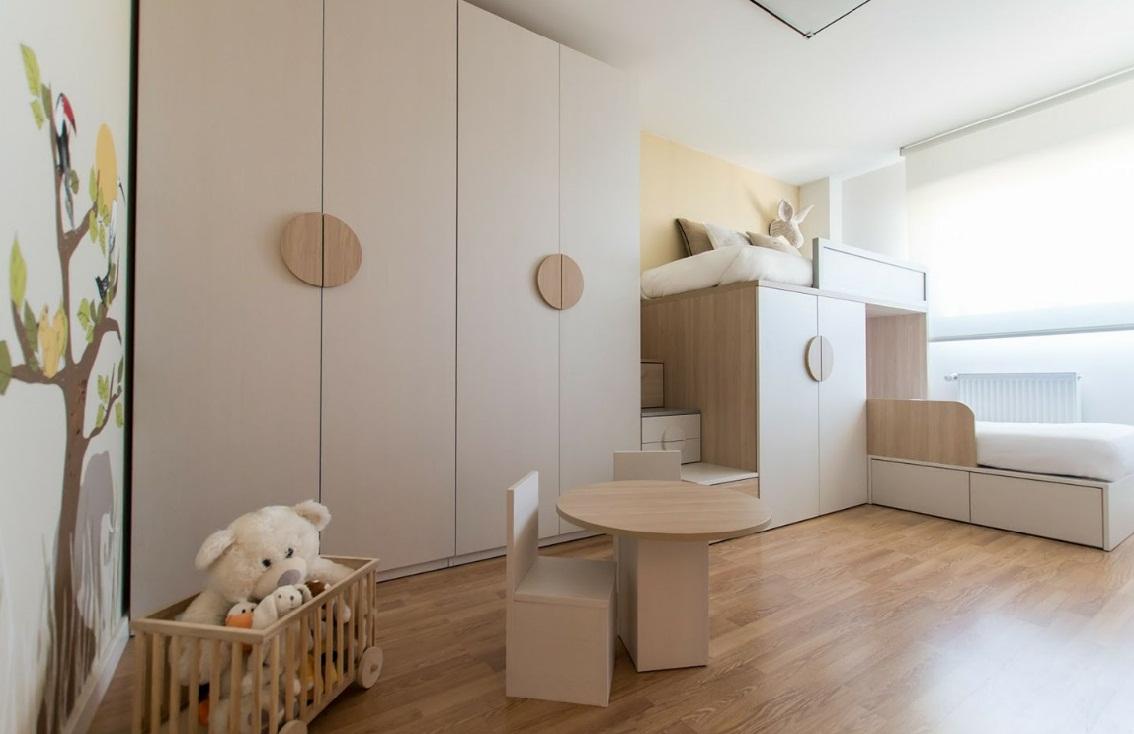 Blog de muebles soluciones zaragoza - Armario bajo cama ...