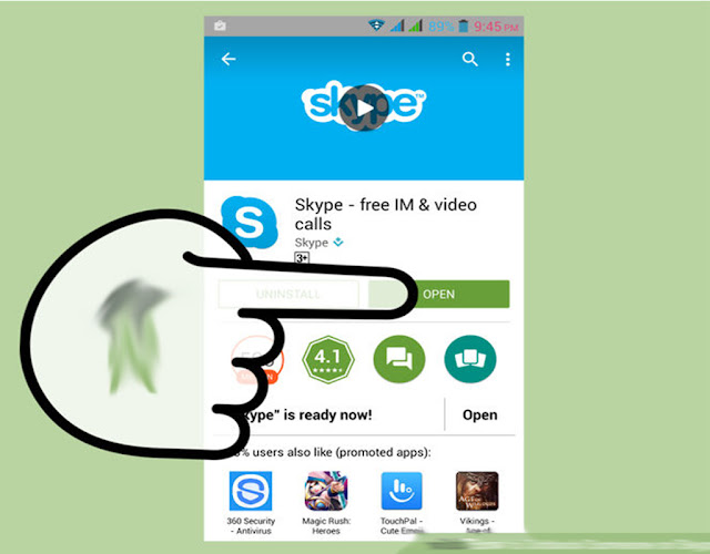 How to Unblock Someone on Skype Guides - Android App Guides