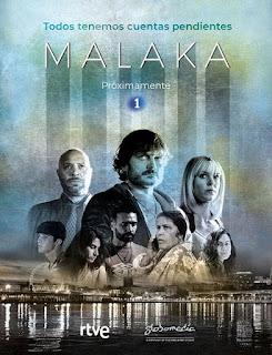 Malaka Temporada 1 audio español