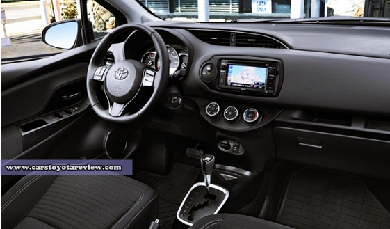 2018 Toyota Matrix Interior