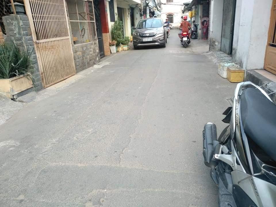 Bán nhà Hẻm xe hơi 38 Gò Dầu quận Tân Phú. DT 4x13m