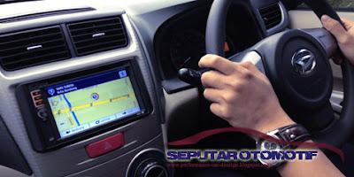 Cara menggunakan gps navigasi pada mobil