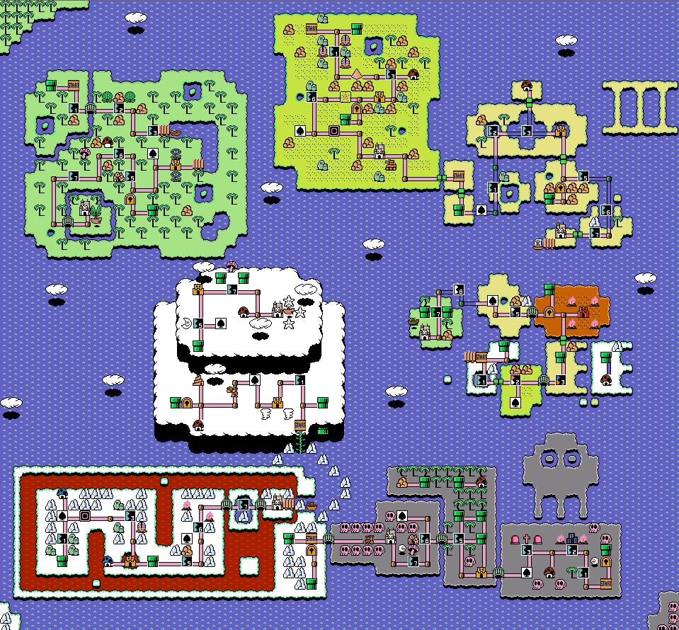 Super Discord Bros 3 Sdb3 Mario Maker