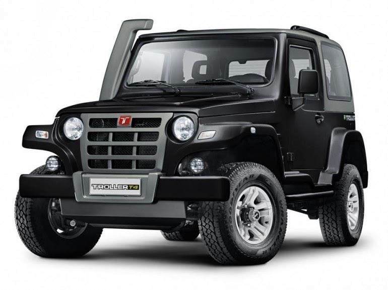 rubicon4wheeler brazilian jeep wrangler the troller t4. Black Bedroom Furniture Sets. Home Design Ideas
