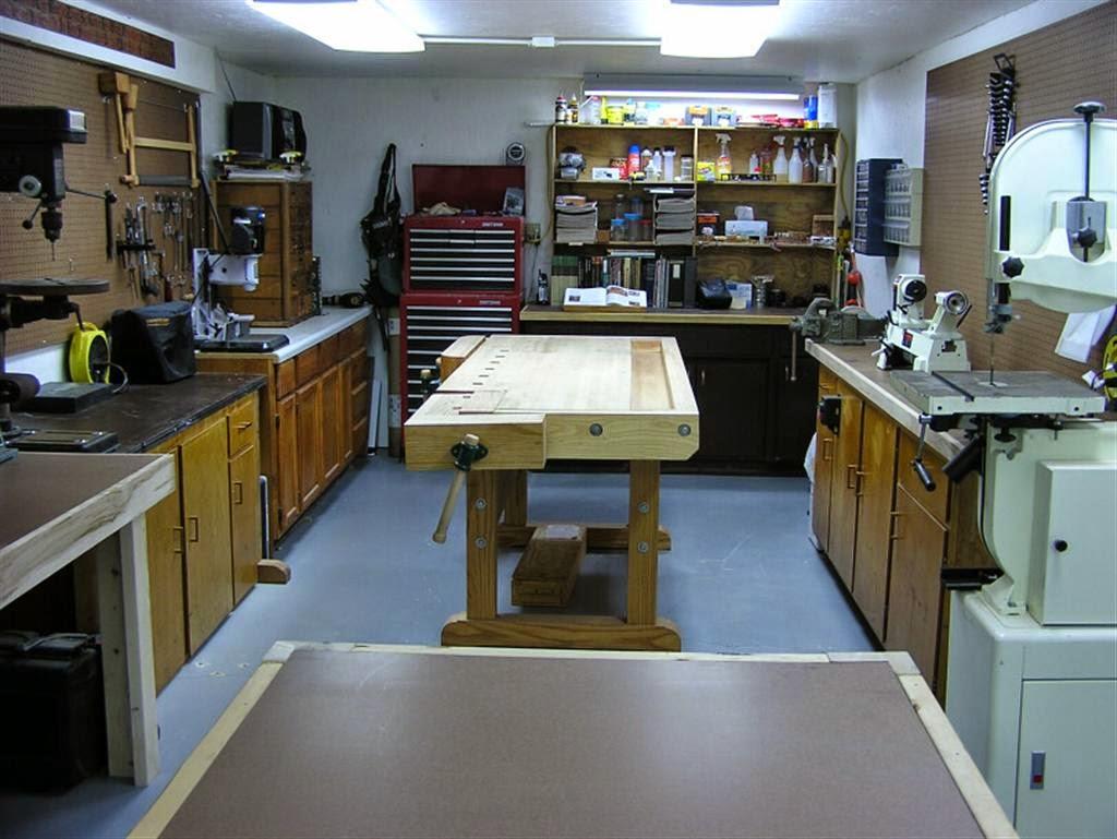woodworking workshop makeover | woodworking plans for