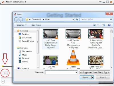 Cara memotong video di laptop menggunakan xilisoft video cutter