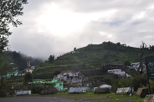 dhanolti chamba road