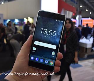 sekarang sudah menerima pembaruan sistem operasi Androidnya Nokia half dozen Resmi Menerima Update Android 7.1.1 Nougat