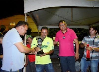 Grande final do 2ª Campeonato Municipal de Futebol de Campo em Prata