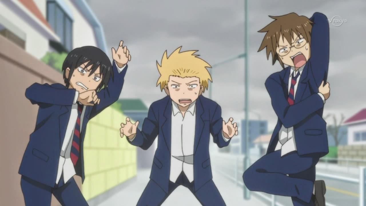 5 Rekomendasi Anime Ber Genre School Terbaik Kopi17an