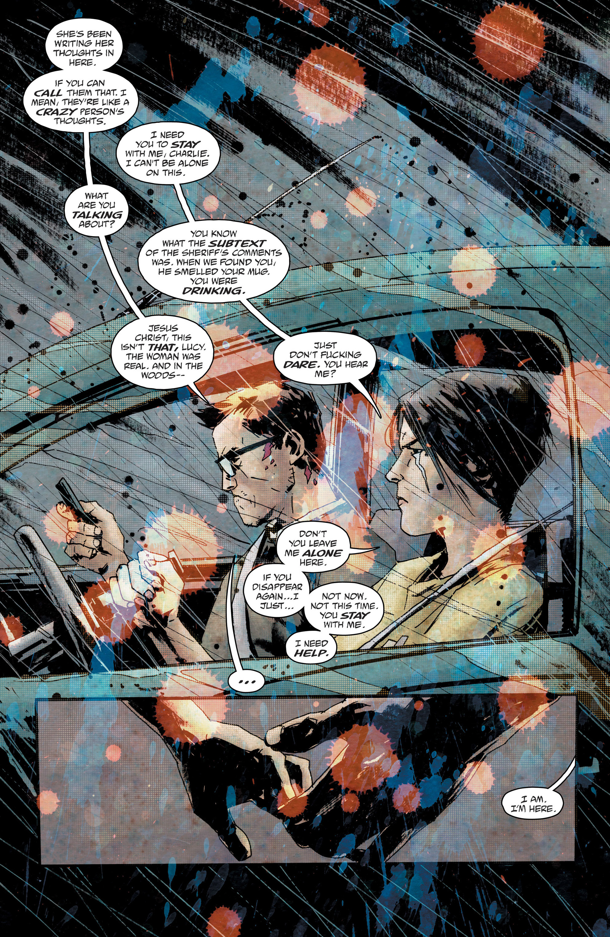 Read online Wytches comic -  Issue #3 - 19