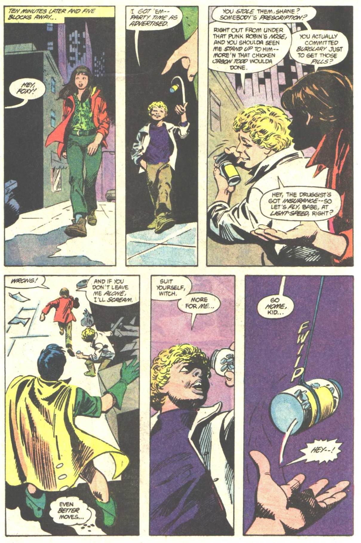 Detective Comics (1937) 561 Page 19