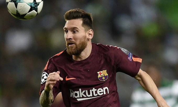 Barcelona and Lionel Messi could play in the English league if Catalunya gains independence from Spain - Sports minister says