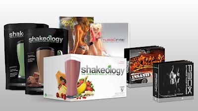 Shakeology and Beachbody Workouts