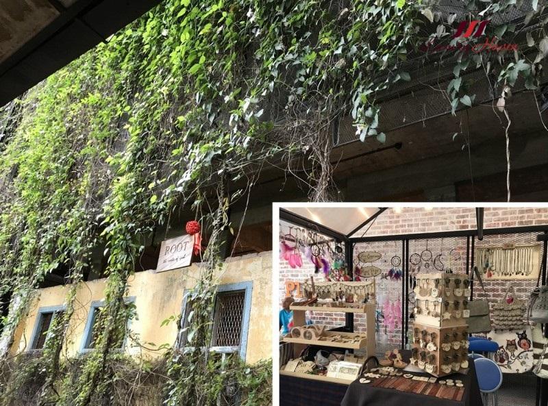 tourism perak ipoh old town plan b shopping