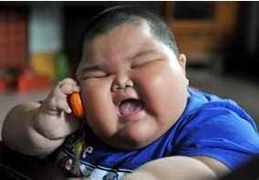 sebab obesitas pada anak