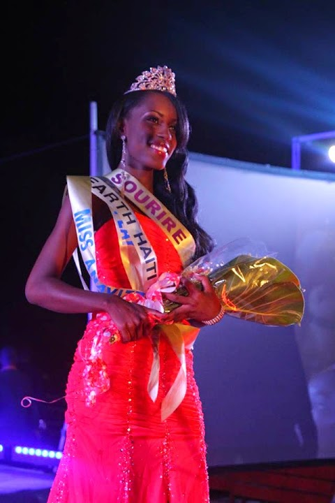 Miss Earth Haiti 2014