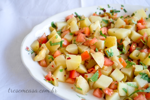 salada batata