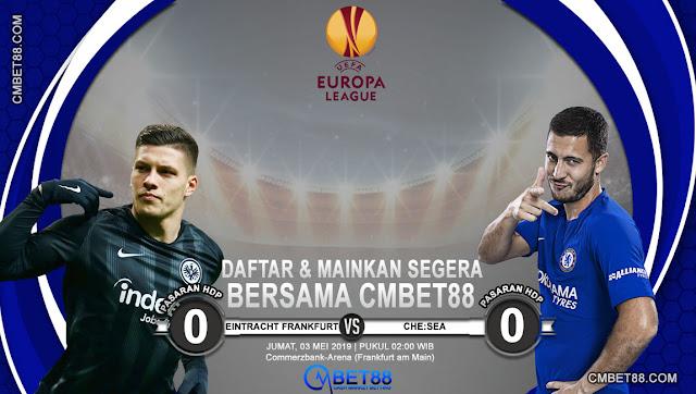 Prediksi Bola Eintracht Frankfurt VS Chelsea