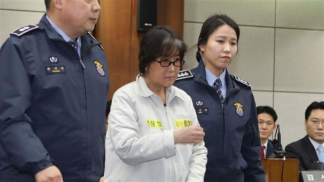 Ex-South Korean President Park Geun-hye's friend Choi Soon-Sil  gets 3 years in jail