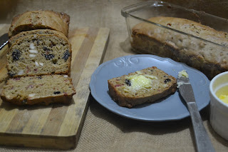 Recipe Fruity TeaCake