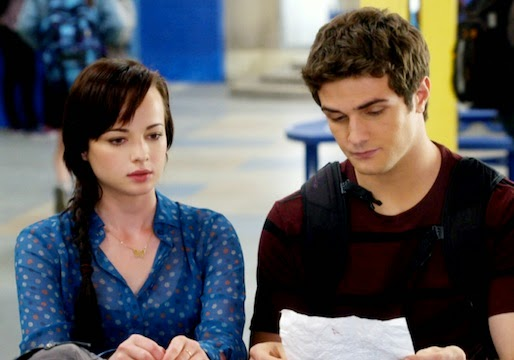 Review del 4x01 de Awkward, No woman is an island.