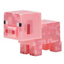 Minecraft Series 4 Pig Overworld Figure