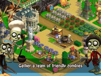 Zombie Castaways v1.9.2 Mod Apk Terbaru