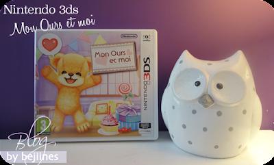 Jeu Nintendo 2DS - Mon Ours et moi