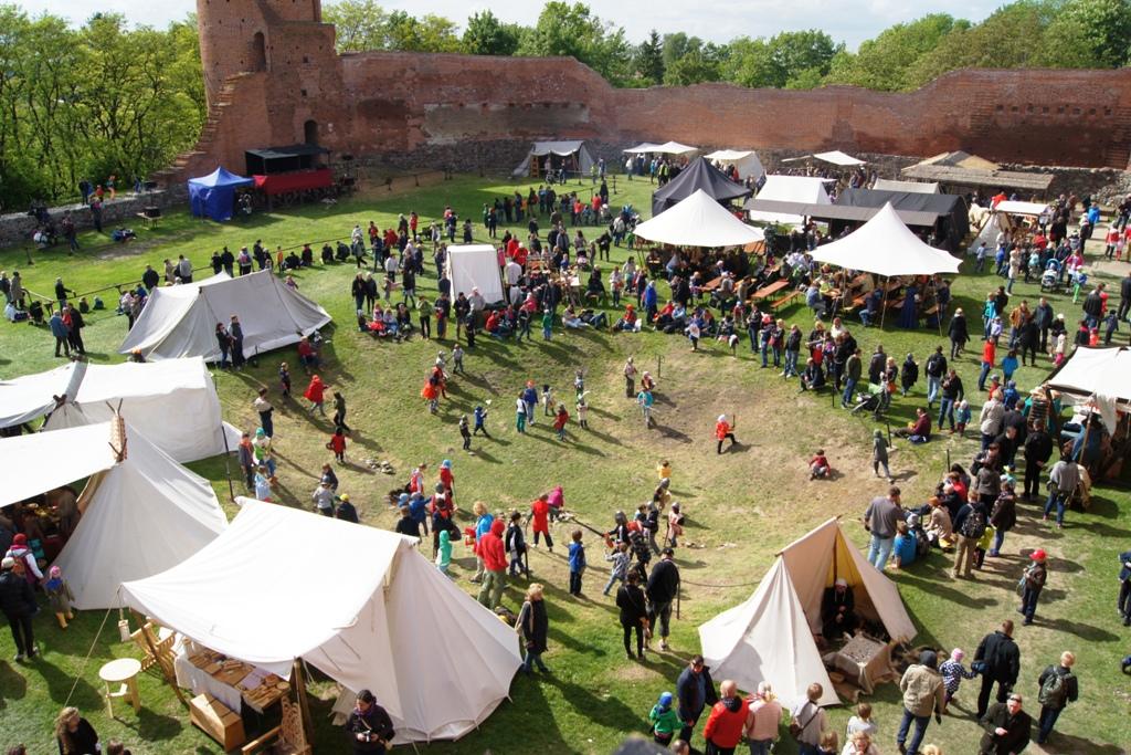 Turniej rycerski w Czersku