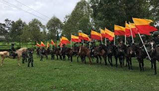 Detasemen Kavaleri Berkuda
