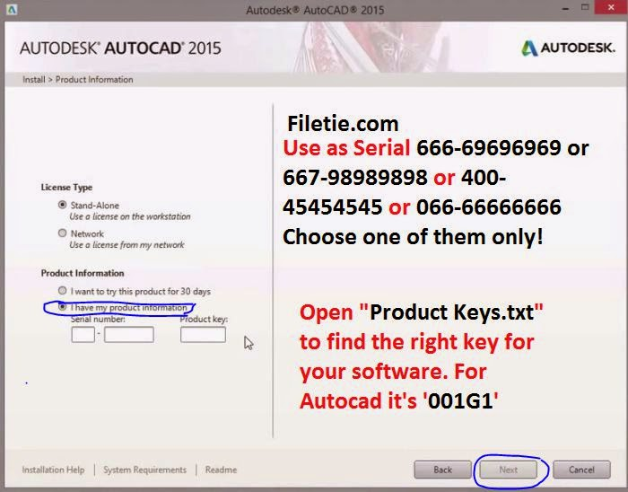 autocad 2015 activation code free download crack