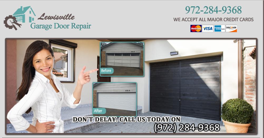 Lewisville Garage Door Repair Tx