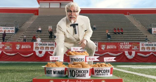 DEAL: KFC $10 Chicken Share (6 Pieces of Chicken, 9 Tenders, 12 Hot Wings, Popcorn Nuggets) by will · Published November 2, · Updated January 10, KFC have introduced the $10 Chicken Share, featuring your choice of the following for just $10!