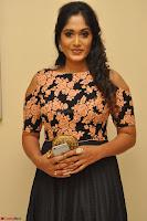 Sowmya Venugopal in Anarkali Dress at Kalamandir Foundation 7th anniversary Celebrations ~  Actress Galleries 006.JPG