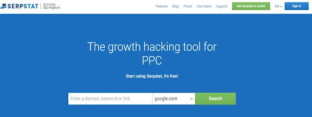 SERPstat-keyword-research-tool